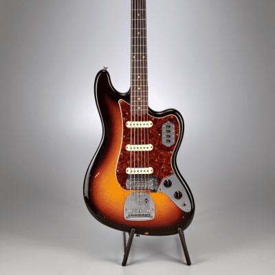 Fender Bass VI   Extremely Rare!  1962/1963 Sunburst