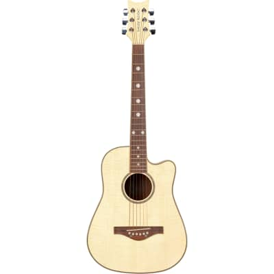 Daisy Rock Wildwood Acoustic 3/4 acoustic guitar, Beach Blonde for sale