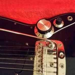 Fender Bronco  1978 Black ohsc for sale