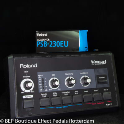 Roland VP-7 Vocal Processor 2010 s/n ZZ20883, Japan, as used by Beyoncé