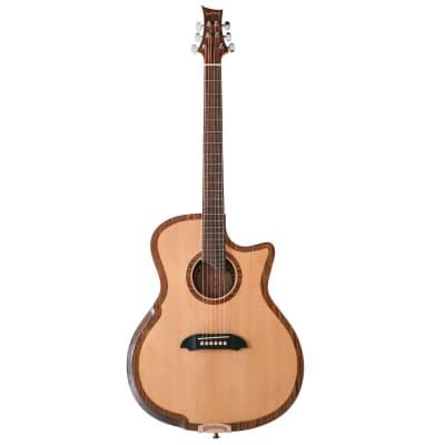 Riversong P2PGA Grand Auditorium Electro-Acoustic Guitar for sale
