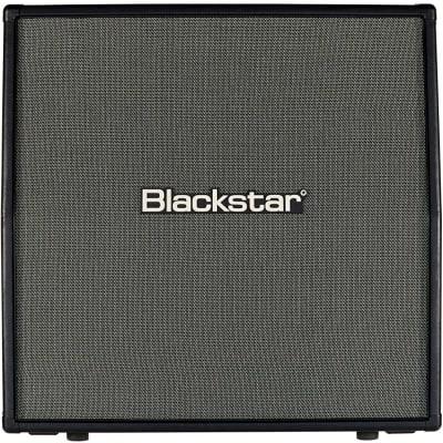 "Blackstar HTV 412A MkII 4x12"" 320-Watt Angled Guitar Cabinet"