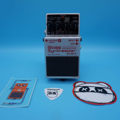 Boss SYB-5 Bass Synthesizer Pedal | Fast Shipping!