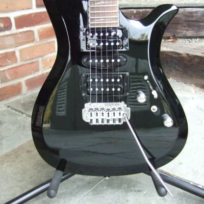 Raven West RM 660 2002 Rare 1 of 12 Made Active electronics Very Near MINT for sale