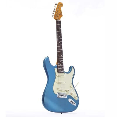 SX Electric Guitar SC - Blue / Default Size / Right Hand for sale