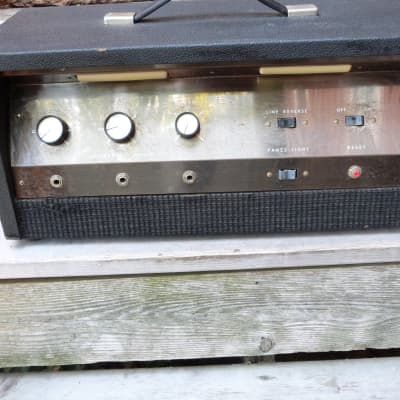 Valco Montgomery ward gim-9111a TUBE amp 1960's for sale