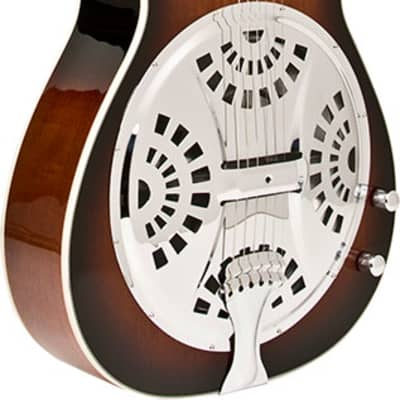 Washburn Americana R15RCE Resonator  Tobacco Sunburst for sale