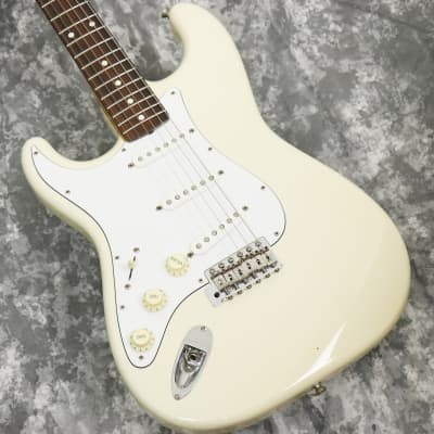 Fender Japan ST62-65L Vintage White - Shipping Included* for sale
