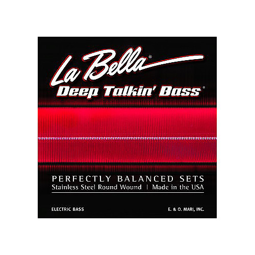 la bella 767 6s deep talkin bass round wound bass vi strings reverb. Black Bedroom Furniture Sets. Home Design Ideas