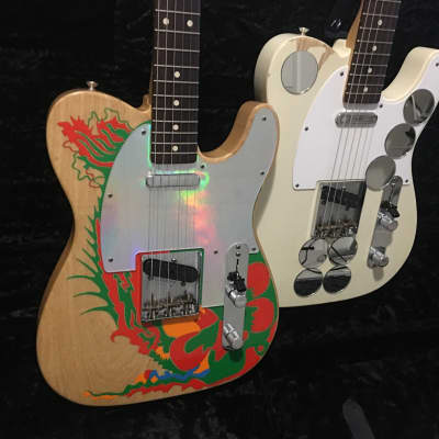 Fender Custom Shop Jimmy Page Dragon & Mirrored Telecaster Set Various 2019
