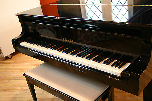yamaha c7 grand piano 70 39 s reverb. Black Bedroom Furniture Sets. Home Design Ideas