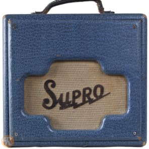 Supro Studio 1644E Amp