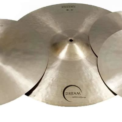"""Dream Cymbals IGNCP3+ Ignition Series Box Set 14/18/22"""" Cymbal Pack"""