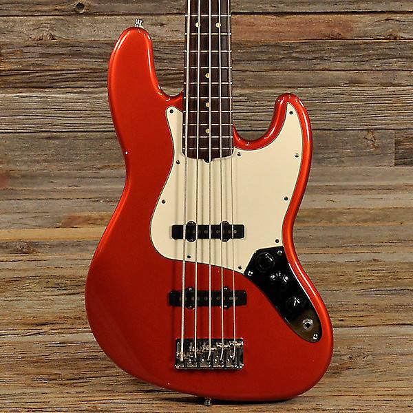 Fender American Standard Jazz Bass V Reverb