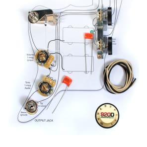 920D Custom Shop JMK-VINTAGE Vintage Jazzmaster Wiring Kit