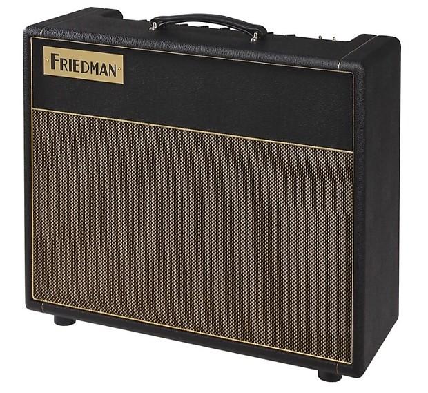 friedman small box 2 channel 50 watt 1x12 guitar combo reverb. Black Bedroom Furniture Sets. Home Design Ideas