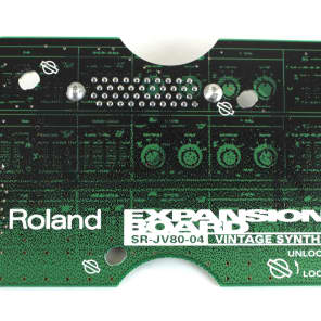 Roland SR-JV80-04 Vintage Synth Expansion Board