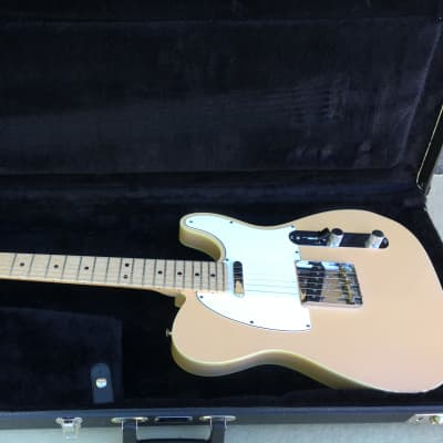 Fender Custom Shop Telecaster '60 Closet Classic 2013 Faded Shell Pink for sale