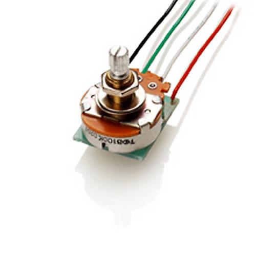 Emg Exg Eq Knob W   Frequency Boost  U0026 Battery Clip Set