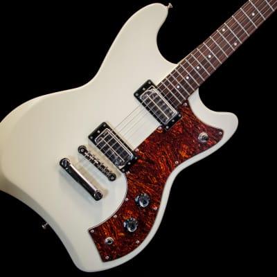 Guild Jetstar ST Electric Guitar 2018 Vintage White