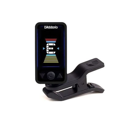 DAddario Eclipse Headstock Tuner in Black