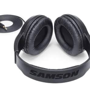 Samson SR350 SR Series Over-ear Closed-back Headphones