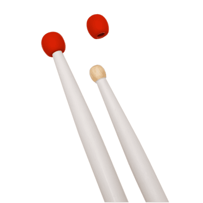 Vic Firth Universal Marching Practice Tips - 2 Pairs - UMPT