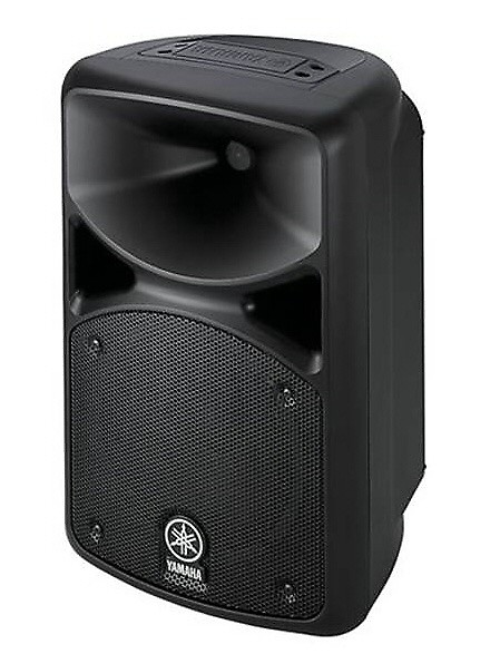 Yamaha stagepas 400i portable pa system stagepas 400i reverb for Yamaha stagepas 400i price
