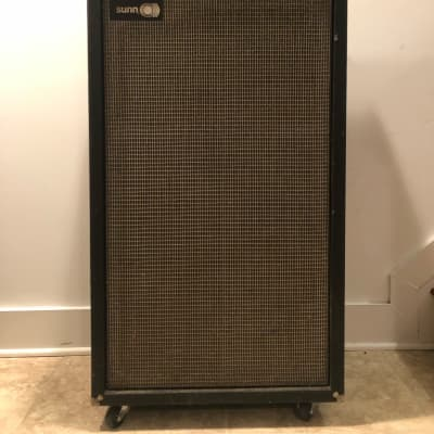 '68 Sunn Sorado Head & 3x12 Cab for sale
