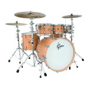 """Gretsch GM-E824P-SN Marquee 10/12/16/22"""" 4pc Shell Pack with 8"""" Tom"""