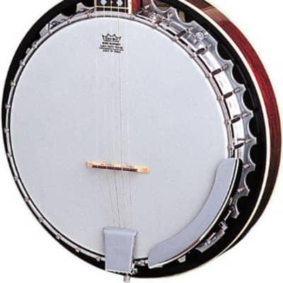 Oscar Schmidt OB5LH - Left Handed 5-String Banjo w/Geared 5th String Tuner for sale