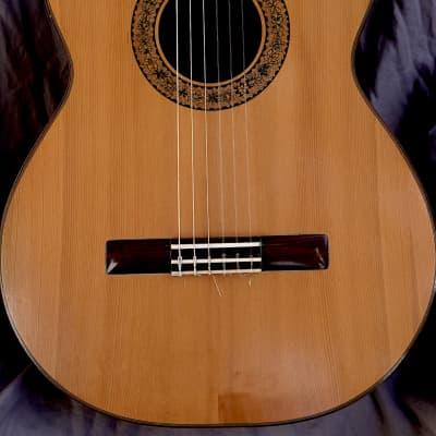 Joaquin Garcia Concert Classical Guitar 1983 Natural for sale