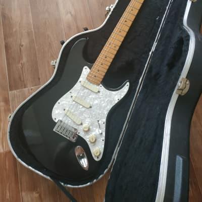 Fender Strat Plus 1996 Black for sale