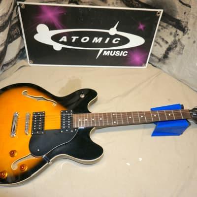Oscar Schmidt by Washburn Delta Ding OE-30 OE30 ES-335 style Semi-Hollow Body Guitar for sale