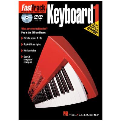 FastTrack Keyboard 1 DVD