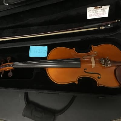 Yamaha V5 3/4 Size Student Acoustic Violin (REF #2224)
