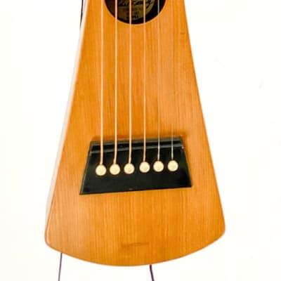 McNally Backpacker travel guitar w/gigbag for sale