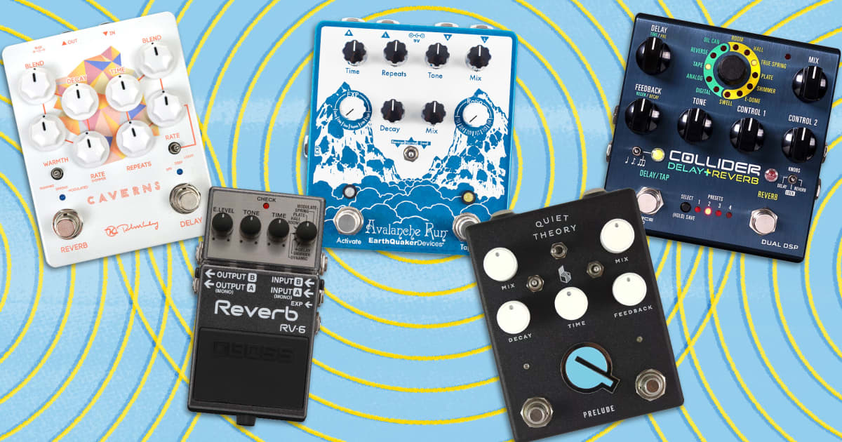 Video: A Dual Reverb/Delay for Every Budget