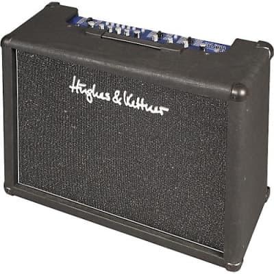 """Hughes & Kettner ZenAmp 2x60-Watt 2x12"""" Digital Modeling Guitar Combo"""