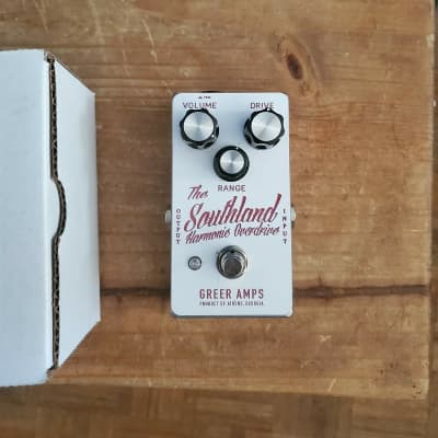 Greer Southland Harmonic Overdrive Pedal