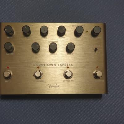 Fender Downtown Express Bass Multi-Effects
