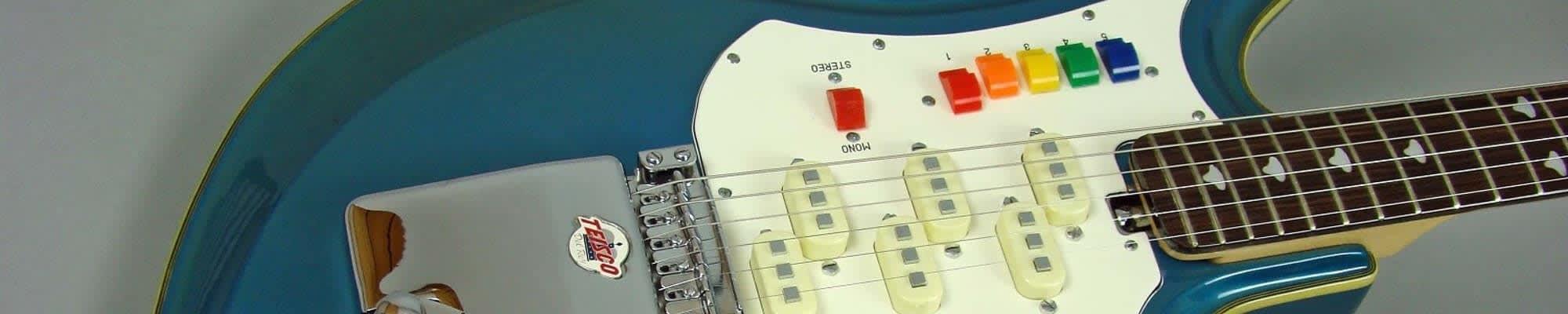 Teisco Reverb Kay Guitar Wiring Diagram
