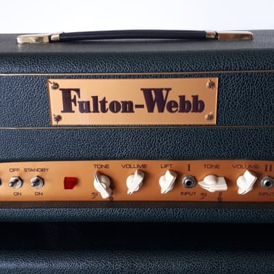Fulton Webb 17 Head for sale