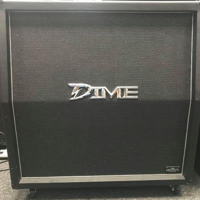 Dean Dime Amplification Dimebag 412 Slant Cabinet for sale