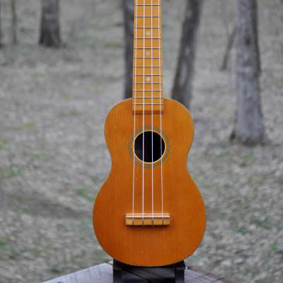 Lindell Deluxe Soprano Ukulele vintage 1960 for sale