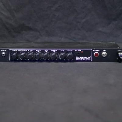 Tech 21 SansAmp RBI Rackmount Bass Preamp