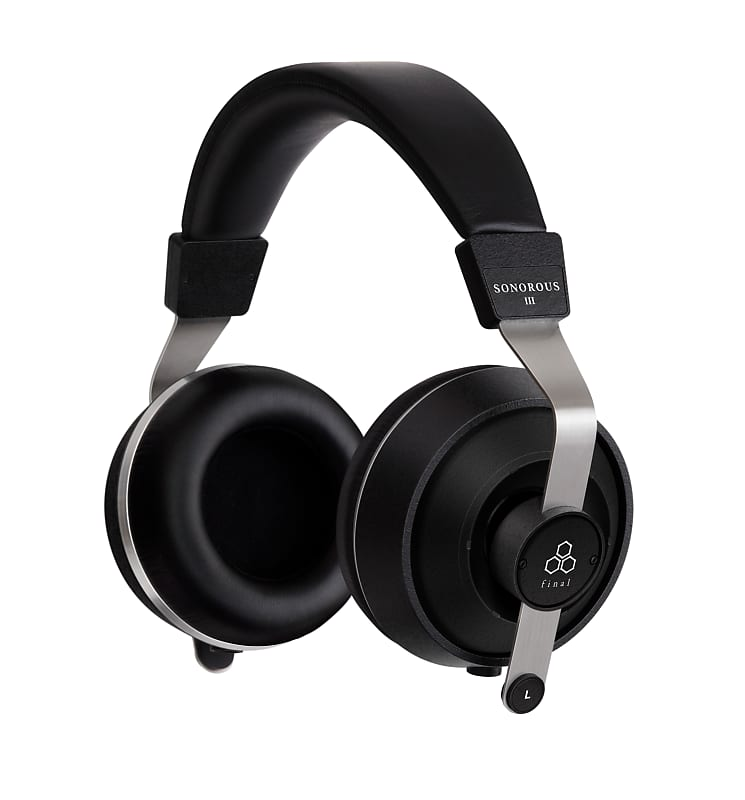 Final Sonorous III Over-Ear Headphones image