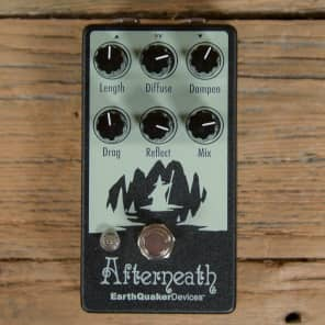 Earthquaker Devices Afterneath Otherworldly Reverberation Machine v2 USED