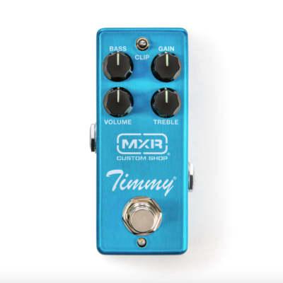 MXR Custom Shop Timmy Overdrive Pedal