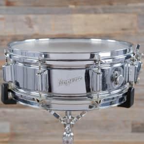 "Rogers PowerTone 5x14"" 8-Lug Chrome Over Brass Snare Drum 1963 - 1973"